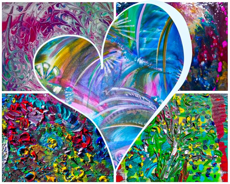 malarstwo intiucyjne